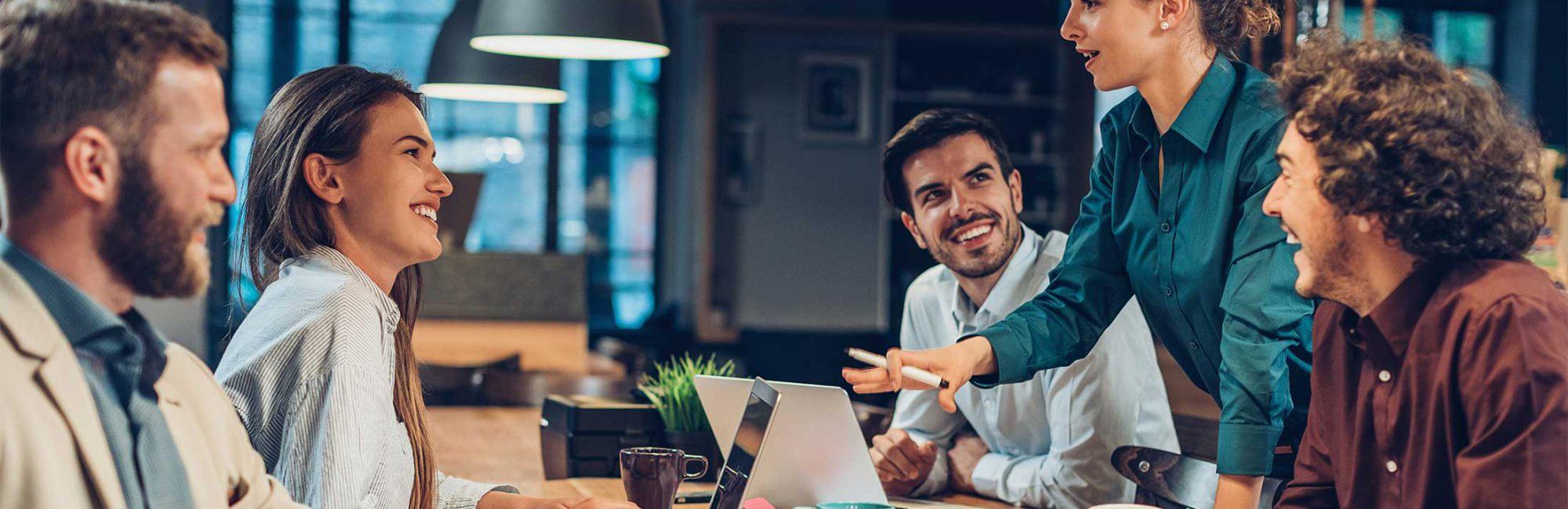 La Maison de l'Entrepreneur vous accompagne dans la reprise d'une entreprise