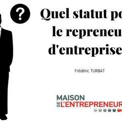 Quel statut pour un repreneur d'entreprise ?